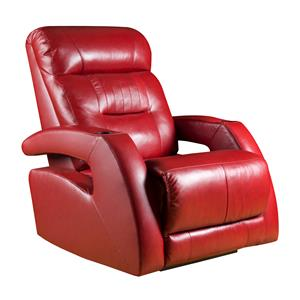 Lay-Flat Recliner with Modern Style