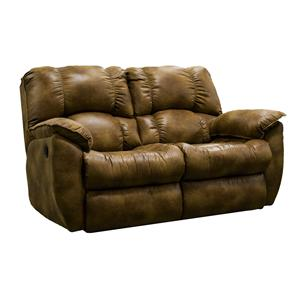 Southern Motion Weston Casual Rocking Reclining Loveseat