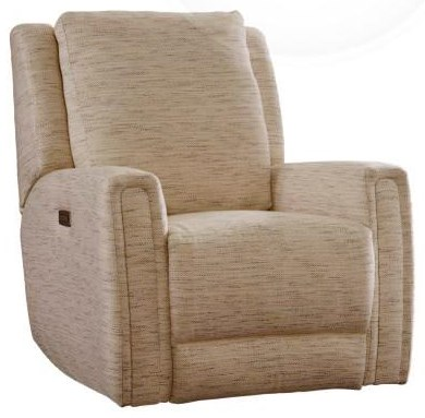 Wonderwall Swivel Recliner by Southern Motion at Johnny Janosik
