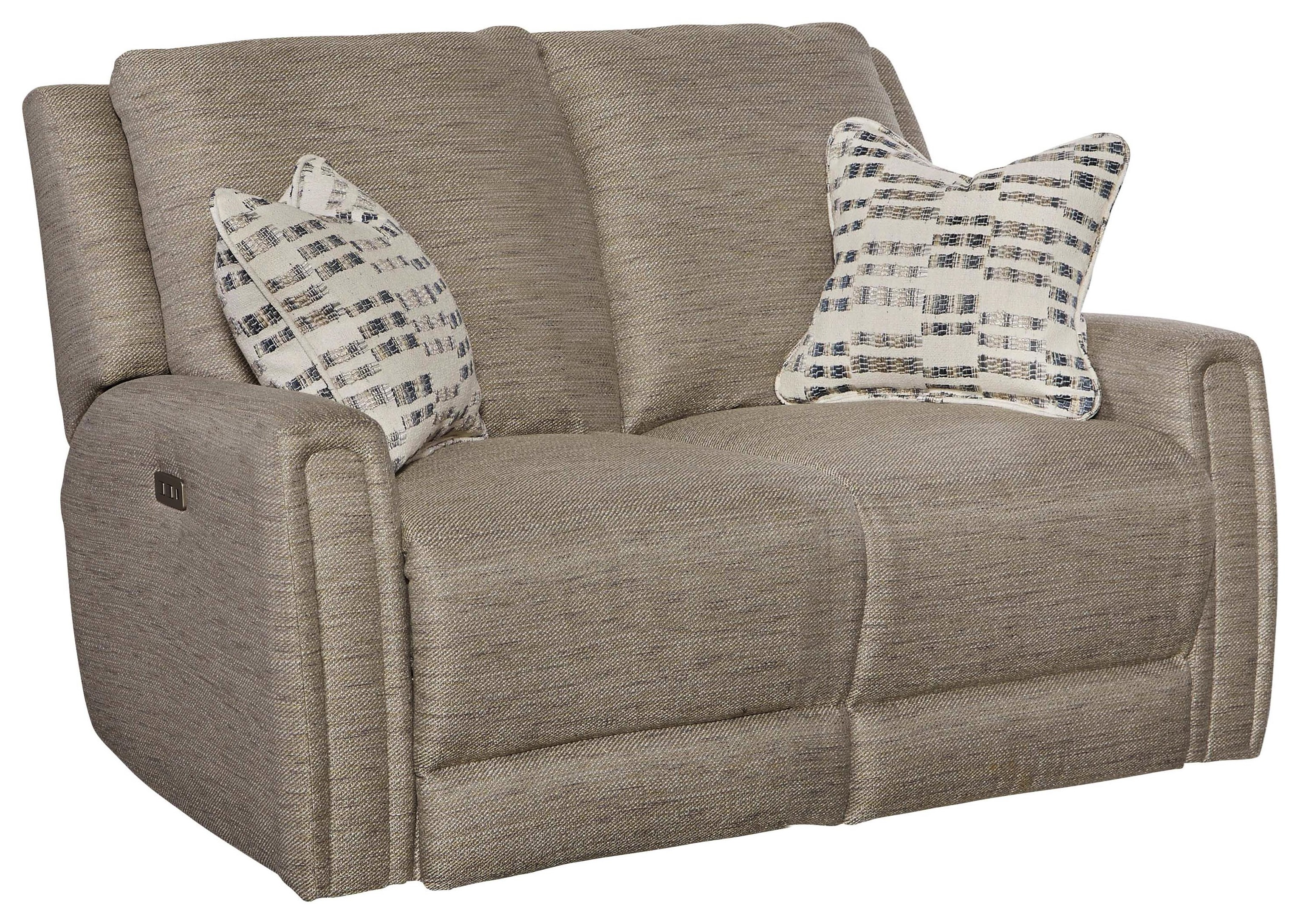 Wonderwall Power Loveseat by Southern Motion at Johnny Janosik