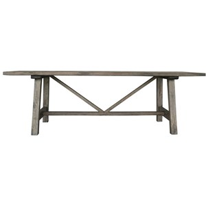 Chambers Trestle Dining Table