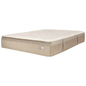 Queen Firm Innerspring Mattress and Surge Adjustable Base with Massage