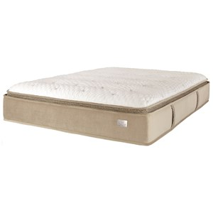 Queen Pillow Top Innerspring Mattress
