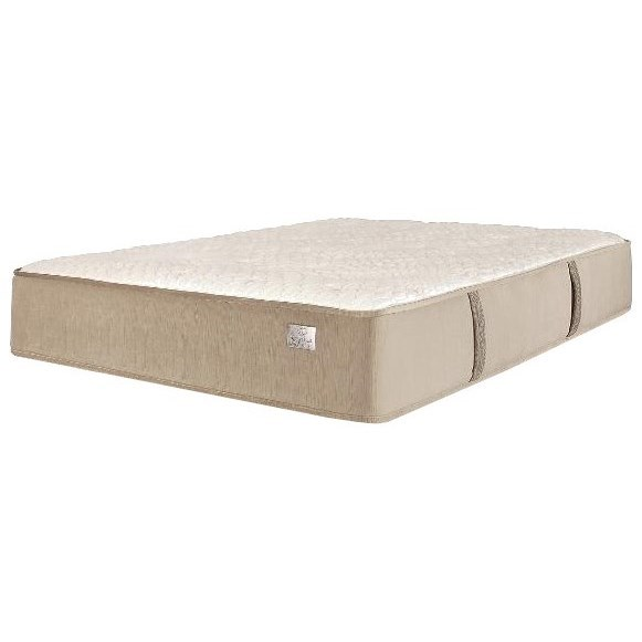 """Willow Latex Twin 8"""" Talalay Latex Mattress by Spring Air at Steger's Furniture"""