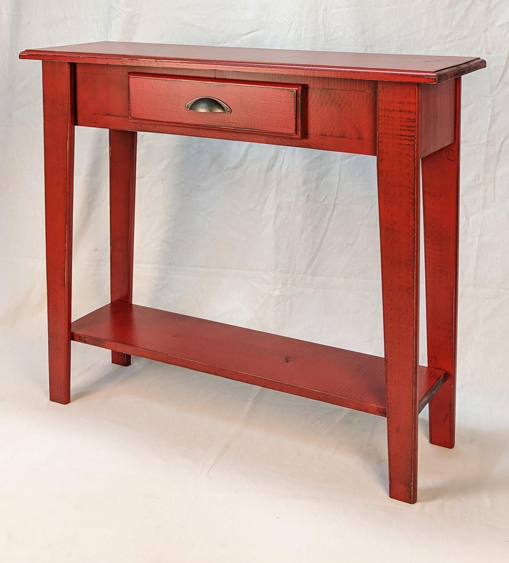 SW511 Foyer Table at Bennett's Furniture and Mattresses
