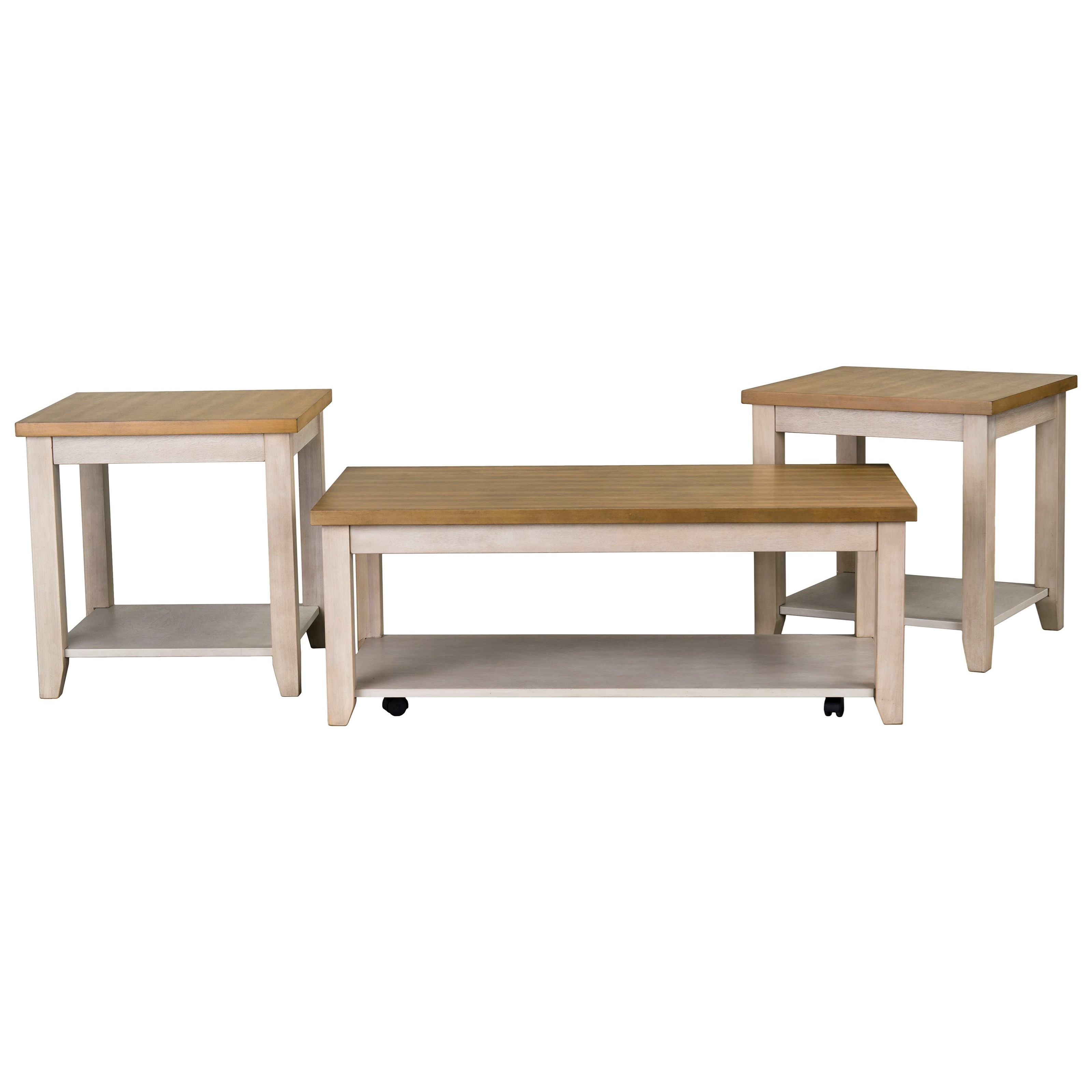Atticus Occasional Table Group by Standard Furniture at Rooms for Less