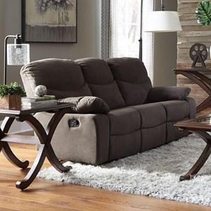 Standard Furniture 418 Reclining Sofa