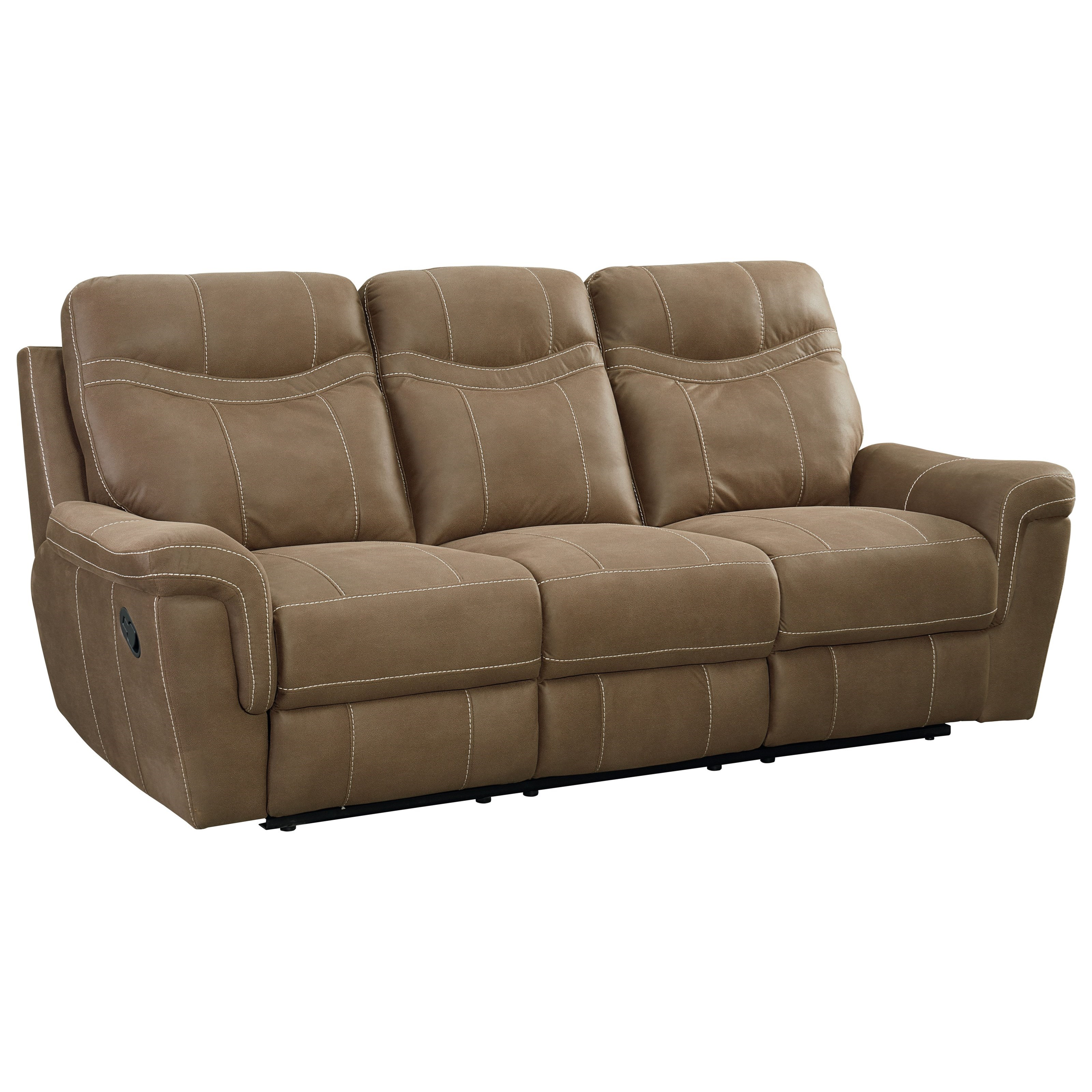 Boardwalk Reclining Sofa by Standard Furniture at Rooms for Less
