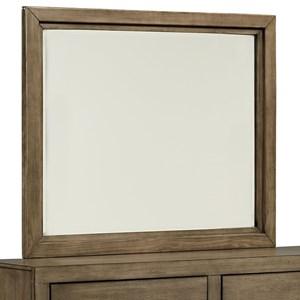Framed Dresser Mirror