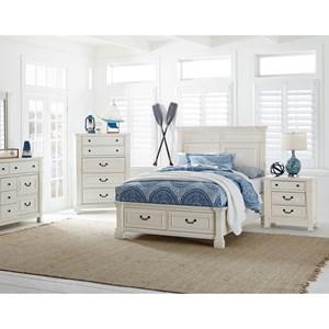 Queen Storage Bedroom Group