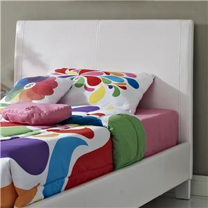 Standard Furniture Fantasia Twin Upholstered Headboard