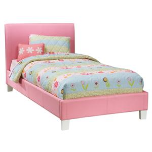 Twin Upholstered Youth Bed