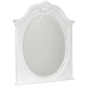 Decorative Oval Shaped Mirror