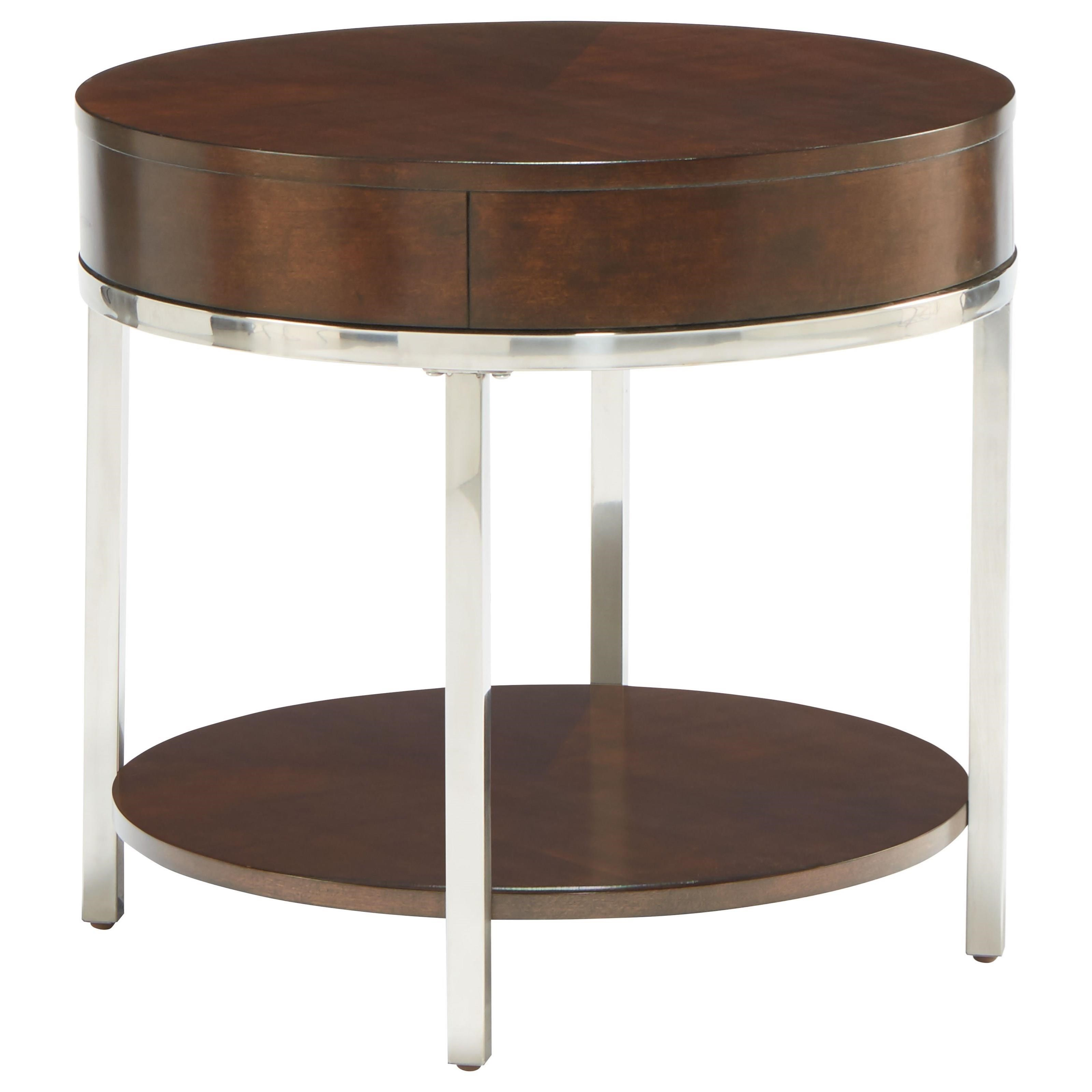 Mira End Table by Standard Furniture at Rooms for Less