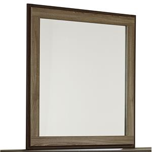 Contemporary Panel Mirror