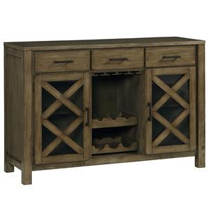 Standard Furniture Omaha Grey Sideboard