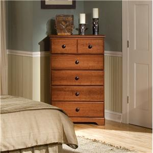 5-Drawer Vertical Chest
