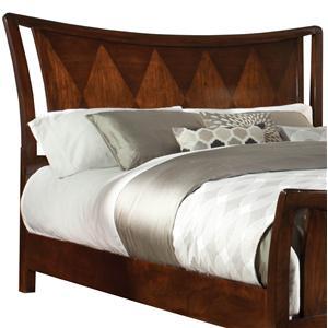 Standard Furniture Park Avenue II Queen Sleigh Headboard