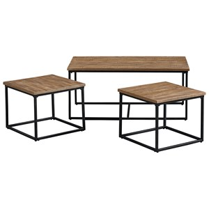 Contemporary Occasional Table Set