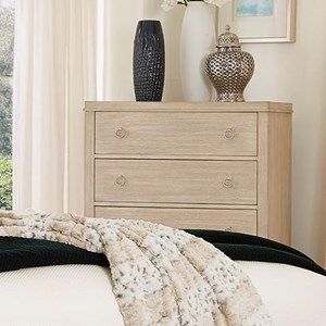 Transitional Chest of Drawers