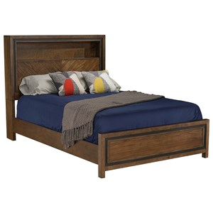 Transitional Youth Twin Captain's Bed