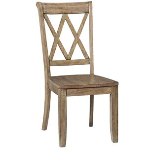 Standard Furniture Vintage Dining Side Chair