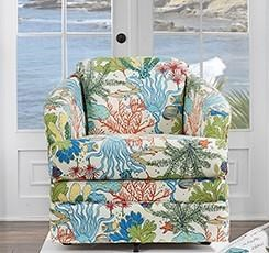 40SW SWIVEL CHAIR SQUISH SURF SWIVEL CHAIR by Stanley Chair Company at Furniture Fair - North Carolina