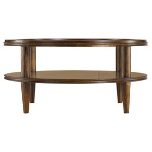 Stanley Furniture Archipelago Calypso Round Cocktail Table