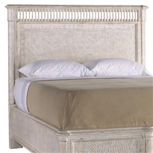 Stanley Furniture Archipelago Queen Woven Headboard