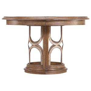 Stanley Furniture Archipelago Monserrat Round Pedestal Table