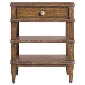 Stanley Furniture Archipelago Calypso Drawer End Table