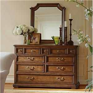 Stanley Furniture Arrondissement Grand Rue Dresser & Musée Mirror
