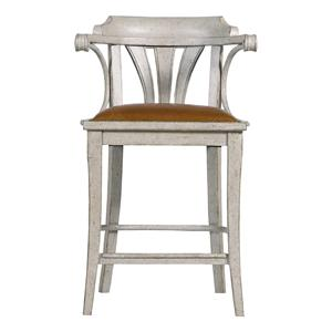 Stanley Furniture Arrondissement Soleil Counter Stool