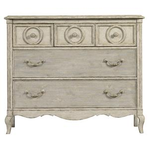 Stanley Furniture Arrondissement Rond Media Chest
