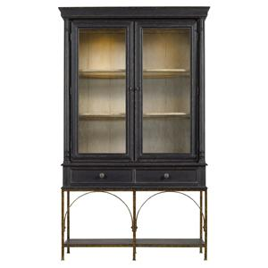 Stanley Furniture Arrondissement Salon Cercle Display Cabinet