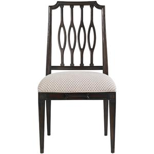 Stanley Furniture Charleston Regency Cooper Dining Side Chair