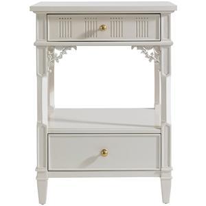 Stanley Furniture Charleston Regency Palmetto Telephone Table