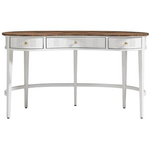 Stanley Furniture Charleston Regency Pinckney Kidney Desk