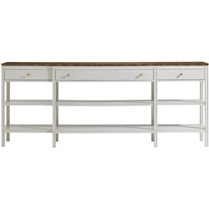 Stanley Furniture Charleston Regency Carolina Sofa Table