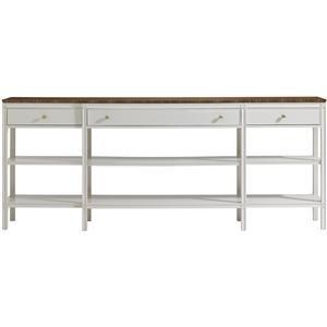 Stanley Furniture Charleston Regency Carolina Sofa Table