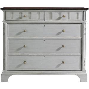 Stanley Furniture Charleston Regency Franklin Media Chest