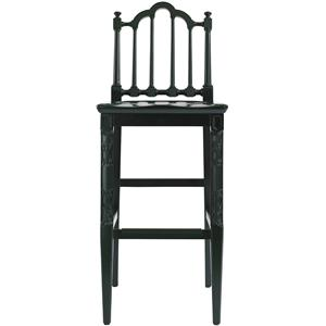 Stanley Furniture Charleston Regency Chippendale Bar Stool