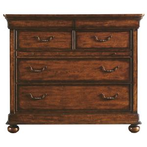 Stanley Furniture The Classic Portfolio - Louis Philippe Media Chest