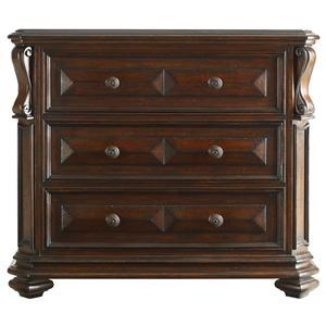 Stanley Furniture The Classic Portfolio Continental Media Chest