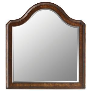Stanley Furniture The Classic Portfolio Continental Landscape Mirror