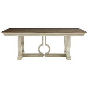 Moonrise Pedestal Dining Table