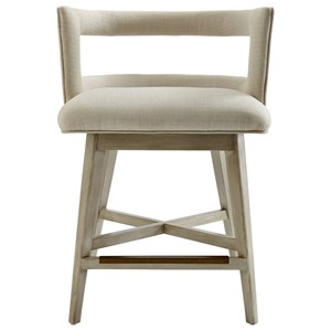Crestwood Counter Stool with Swivel Seat