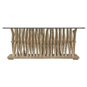 Stanley Furniture Coastal Living Resort Driftwood Flats Cocktail Table