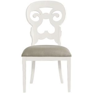 Stanley Furniture Coastal Living Retreat Wayfarer Side Chair