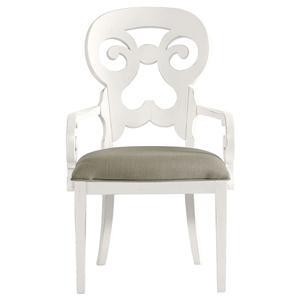 Stanley Furniture Coastal Living Retreat Wayfarer Arm Chair